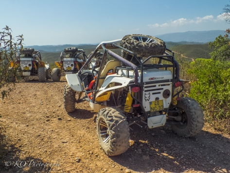 Bulldog Buggies Tour in the Algarve